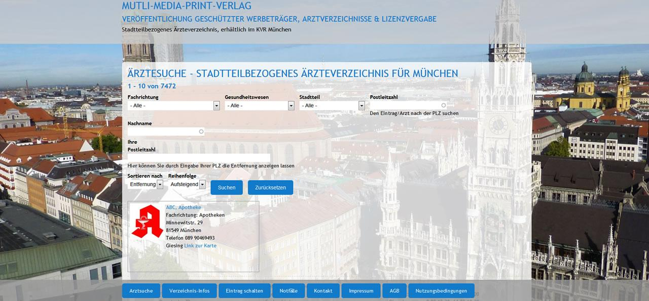 Homepage Erstellung Schleswig Holstein