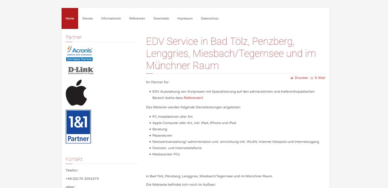 Homepage Erstellung Flensburg